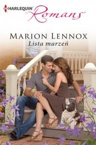 okładka Lista marzeń. Ebook | EPUB,MOBI | Marion Lennox