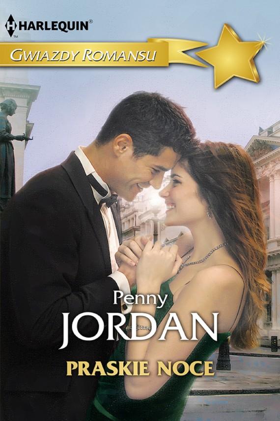 okładka Praskie noceebook | EPUB, MOBI | Penny Jordan