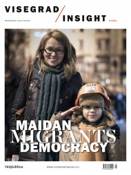 okładka Visegrad Insight 1/2014 (5). Ebook | EPUB,MOBI | autor zbiorowy