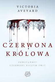 okładka Czerwona Królowa. Ebook | EPUB,MOBI | Victoria Aveyard