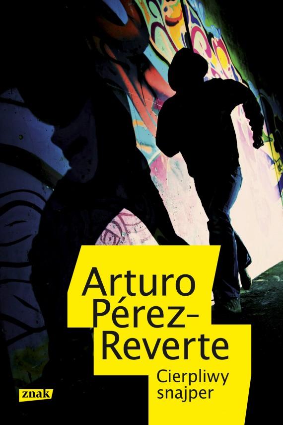 okładka Cierpliwy snajperebook | EPUB, MOBI | Arturo Perez-Reverte