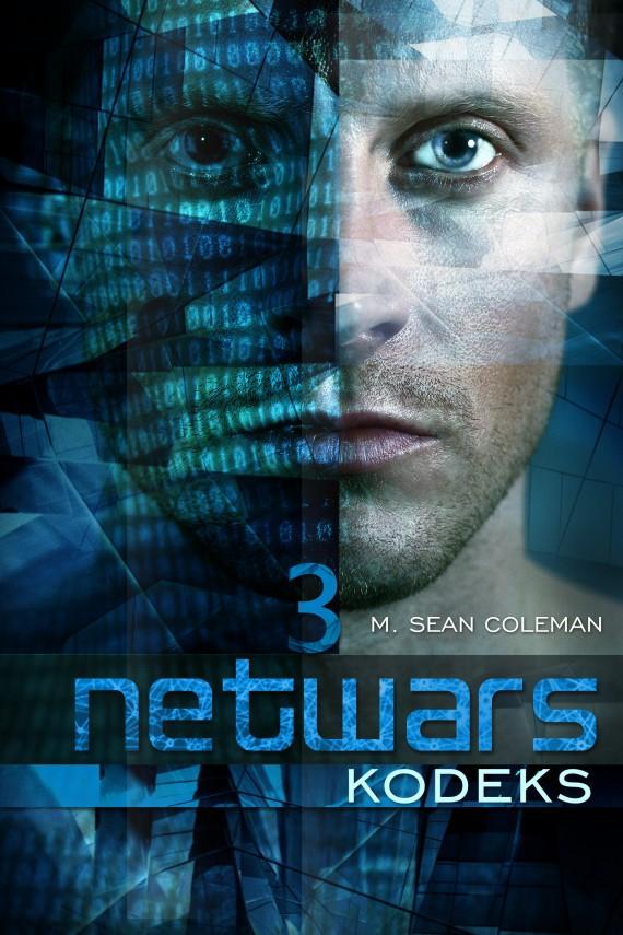 okładka Netwars. Kodeks. Epizod 3ebook | EPUB, MOBI | M. Sean Coleman