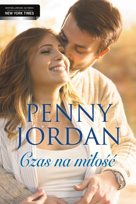okładka Czas na miłość. Ebook | EPUB, MOBI | Penny Jordan