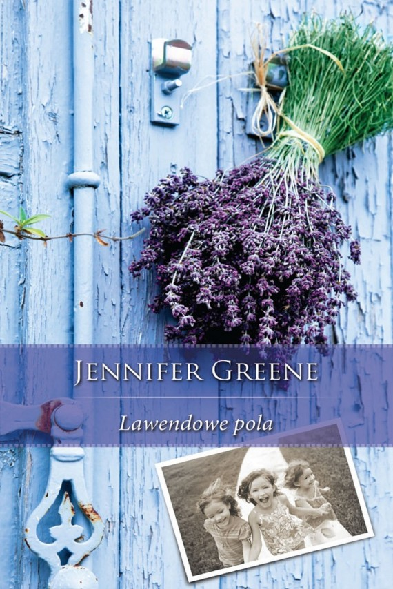 okładka Lawendowe pola. Ebook | EPUB, MOBI | Jennifer Greene