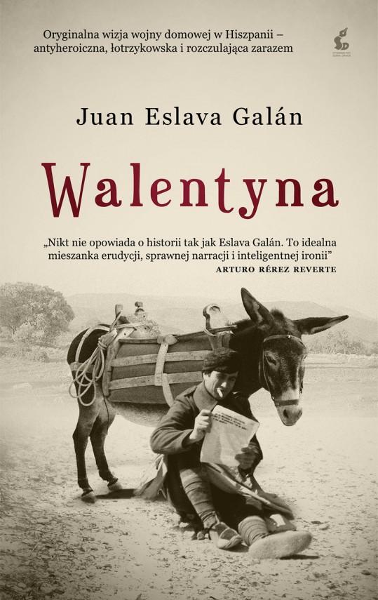 okładka Walentyna. Ebook | EPUB, MOBI | Juan Eslava-Galán