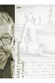okładka Listy i zapomniane wywiady, Ebook | Jerzy Nowosielski