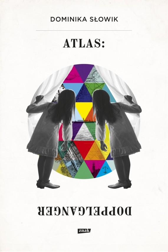okładka Atlas: Doppelgangerebook | EPUB, MOBI | Dominika Słowik