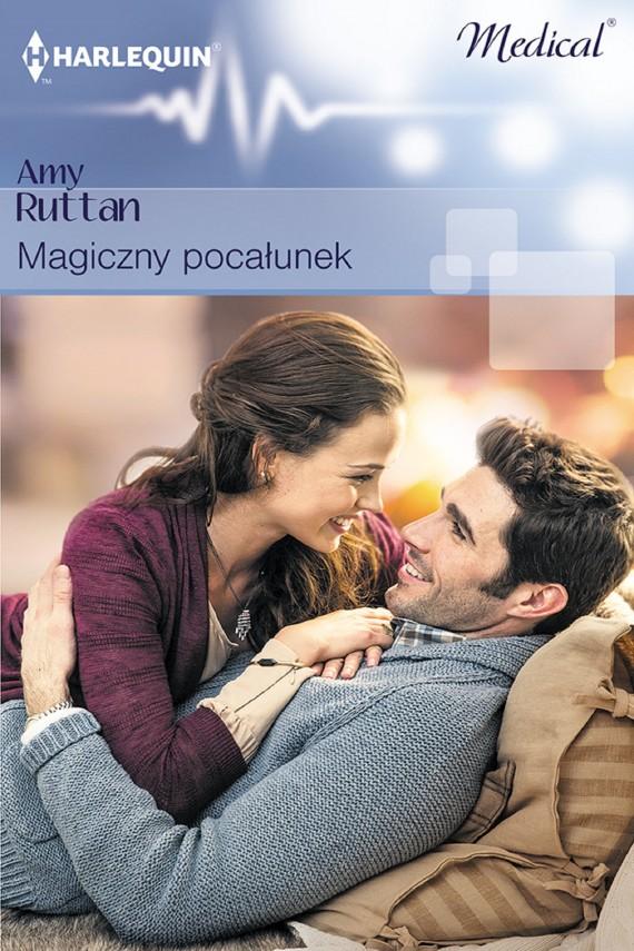 okładka Magiczny pocałunek. Ebook | EPUB, MOBI | Amy Ruttan