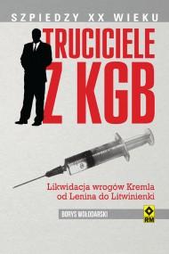 okładka Truciciele z KGB, Ebook | Borys Wołodarski