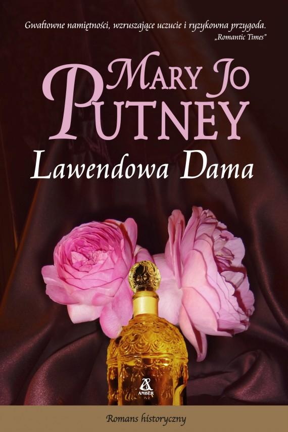okładka Lawendowa dama. Ebook | EPUB, MOBI | Mary Jo Putney