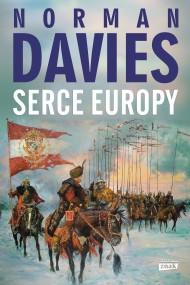 okładka Serce Europy. Ebook   EPUB_DRM   Norman Davies