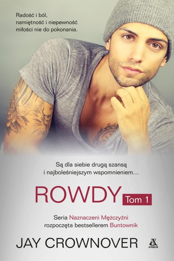 okładka Rowdy Tom 1ebook | EPUB, MOBI | Jay CROWNOVER