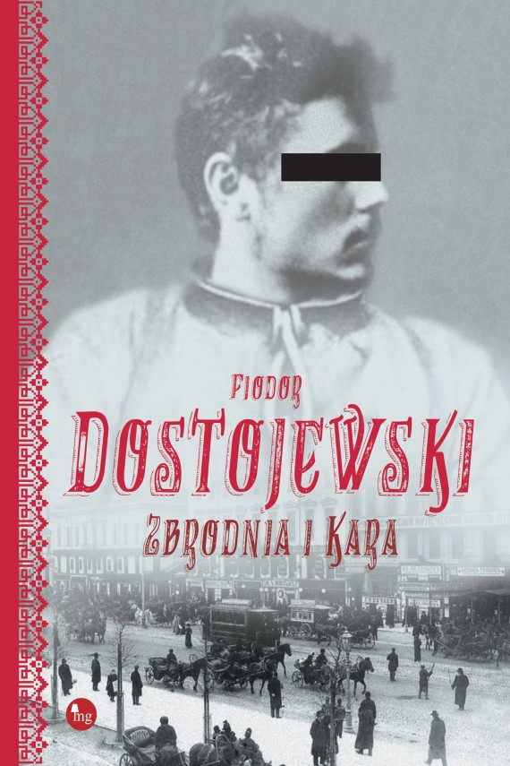 okładka Zbrodnia i kara. Ebook | EPUB, MOBI | Fiodor Dostojewski