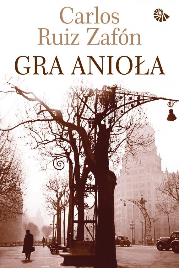 okładka Gra Aniołaebook | EPUB, MOBI | Carlos Ruiz Zafon