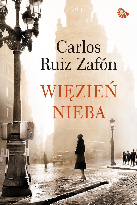okładka Więzień Niebaebook | EPUB, MOBI | Carlos Ruiz Zafon