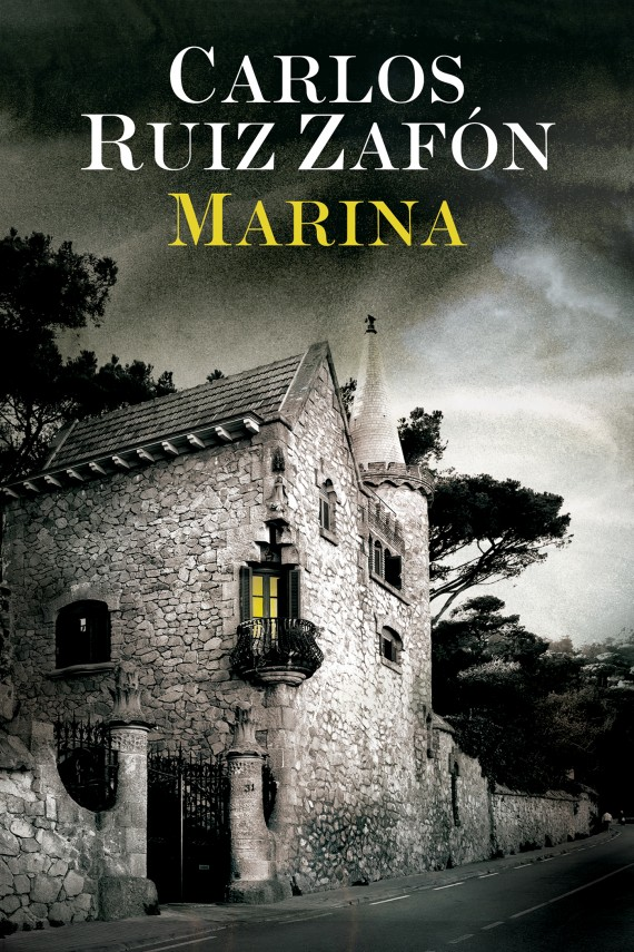 okładka Marina. Ebook | EPUB, MOBI | Carlos Ruiz Zafon