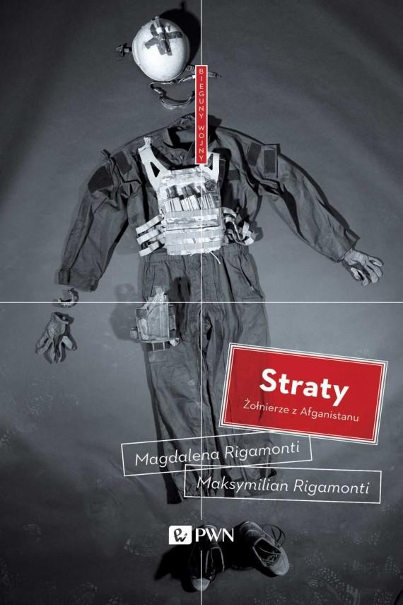 okładka Straty. Ebook | EPUB, MOBI | Magdalena  Rigamonti, Maksymilian  Rigamonti