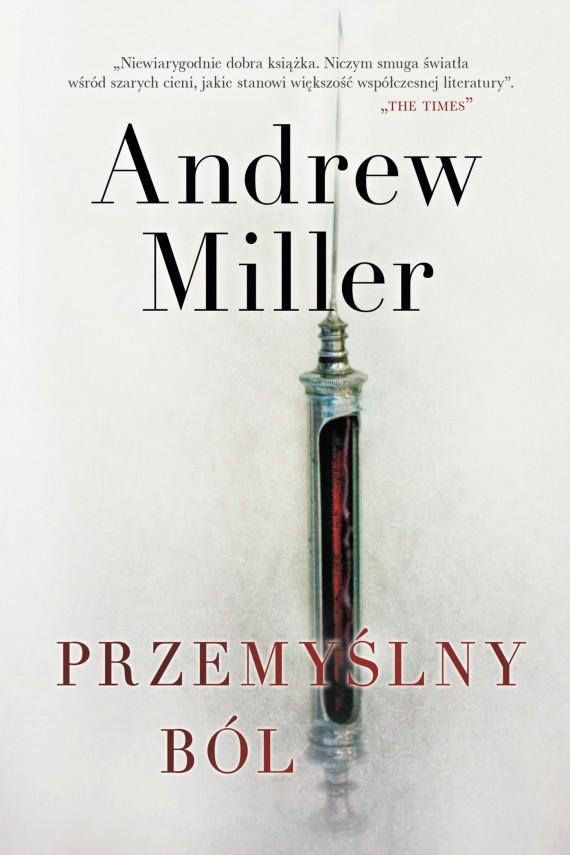 okładka Przemyślny ból. Ebook   EPUB, MOBI   Andrew Miller