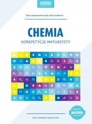 okładka Chemia. Korepetycje maturzysty. eBook, Ebook | Maria Urbańczyk