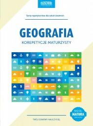 okładka Geografia. Korepetycje maturzysty. eBook, Ebook | Sławomir Dmowski