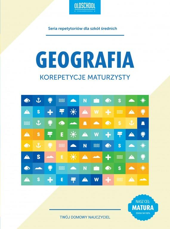 okładka Geografia. Korepetycje maturzysty. eBook. Ebook | PDF | Sławomir Dmowski