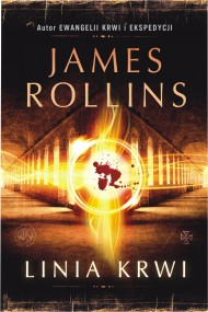 okładka Linia krwi. Ebook | EPUB,MOBI | James Rollins