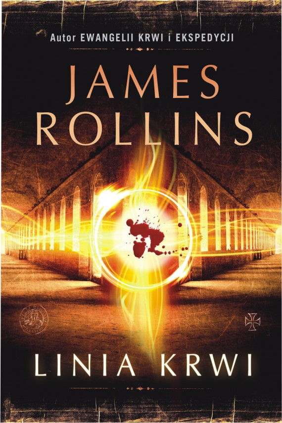 okładka Linia krwi. Ebook | EPUB, MOBI | James Rollins