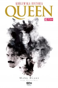 okładka Queen. Królewska historia, Ebook | Mark Blake