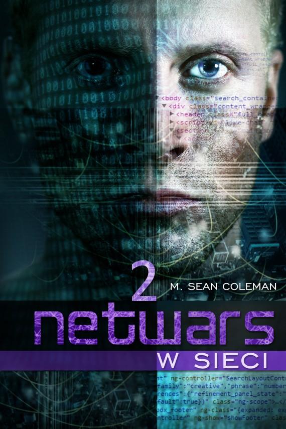 okładka Netwars. Kodeks. Epizod 2ebook | EPUB, MOBI | M. Sean Coleman
