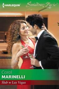 okładka Ślub w Las Vegas. Ebook | EPUB,MOBI | Carol Marinelli