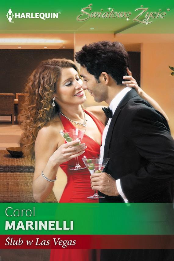 okładka Ślub w Las Vegas. Ebook | EPUB, MOBI | Carol Marinelli