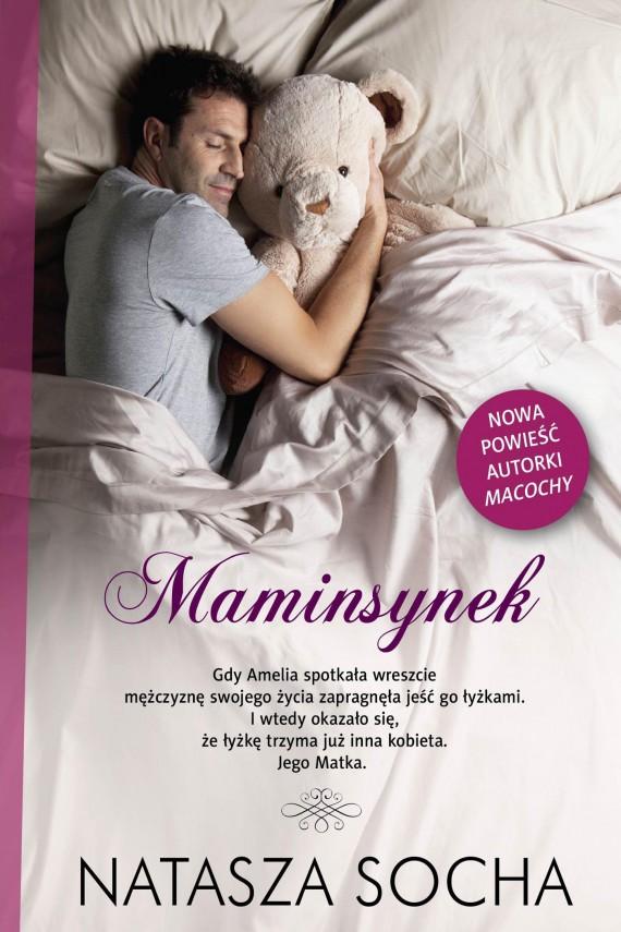 okładka Maminsynekebook   EPUB, MOBI   Natasza  Socha