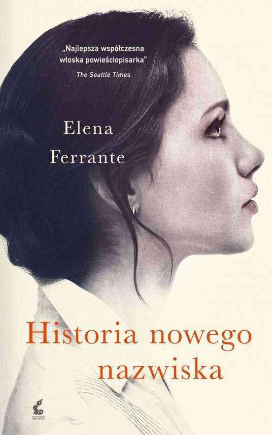 okładka Historia nowego nazwiska. Ebook | EPUB, MOBI | Elena Ferrante