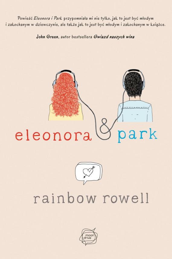 okładka Eleonora i Park. Ebook | EPUB, MOBI | Rainbow Rowell