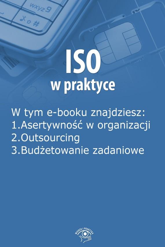 okładka ISO w praktyce, wydanie grudzień 2014 r.. Ebook | EPUB, MOBI | Praca zbiorowa