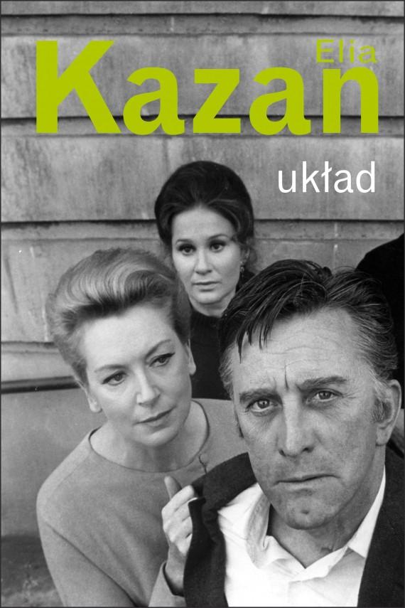 okładka Układ. Ebook | EPUB, MOBI | Elia Kazan