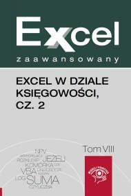 okładka Excel w dziale księgowości, cz. 2. Ebook | EPUB,MOBI | Piotr  Dynia, Jakub  Kudliński