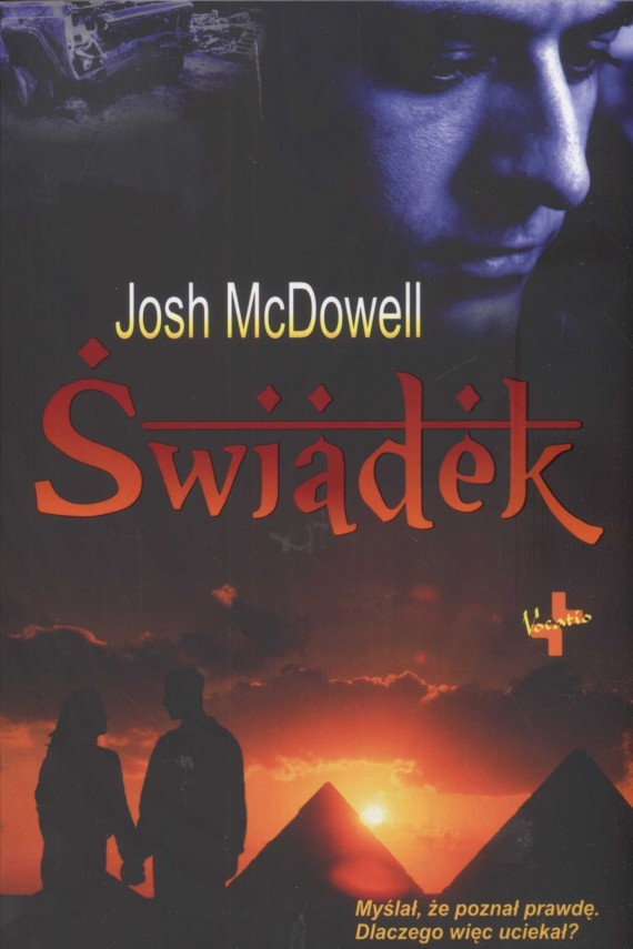 okładka Świadekebook | EPUB, MOBI | Josh  McDowell