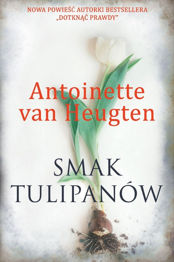 okładka Smak tulipanów. Ebook | EPUB, MOBI | Antoinette van Heugten