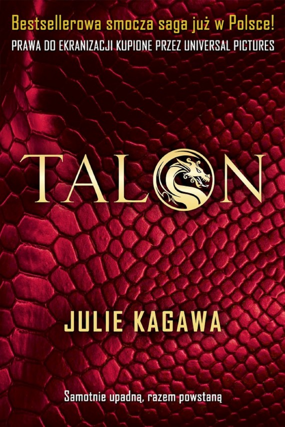 okładka Talon. Ebook | EPUB, MOBI | Julie Kagawa