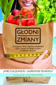 okładka Głodni zmiany, Ebook   James Colquhoun