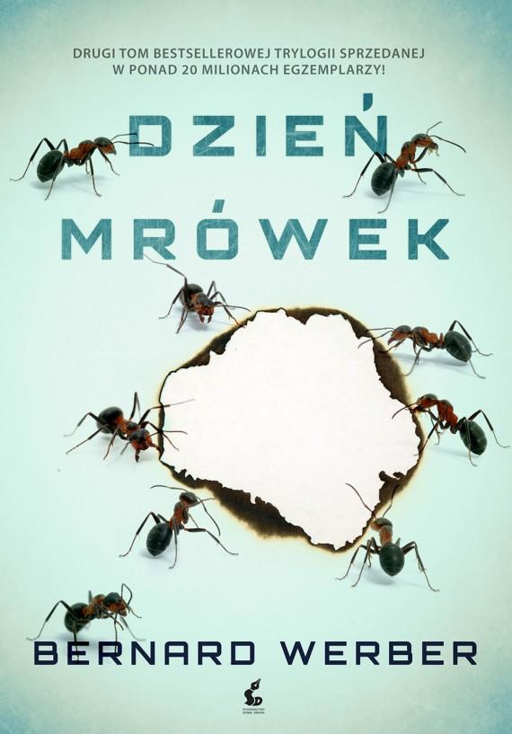 okładka Dzień mrówek. Ebook | EPUB, MOBI | Bernard Werber