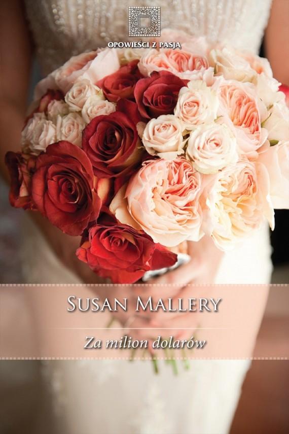 okładka Za milion dolarówebook | EPUB, MOBI | Susan Mallery