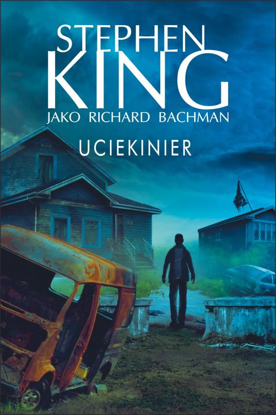okładka Uciekinierebook   EPUB, MOBI   Stephen King