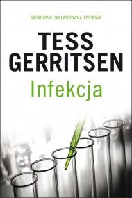 okładka Infekcja. Ebook | EPUB,MOBI | Tess Gerritsen