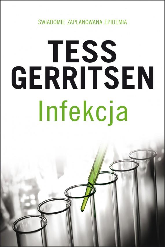 okładka Infekcjaebook | EPUB, MOBI | Tess Gerritsen