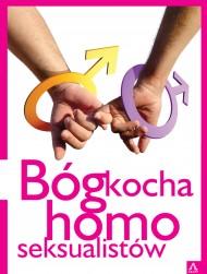 okładka Bóg kocha homoseksualistów. Ebook | EPUB,MOBI | pod red. Mirosław Rucki