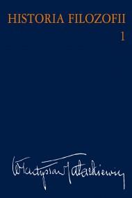 okładka Historia filozofii Tom 1. Ebook | papier | Władysław  Tatarkiewicz