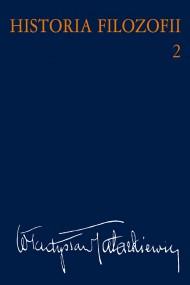 okładka Historia filozofii Tom 2, Ebook   Władysław  Tatarkiewicz
