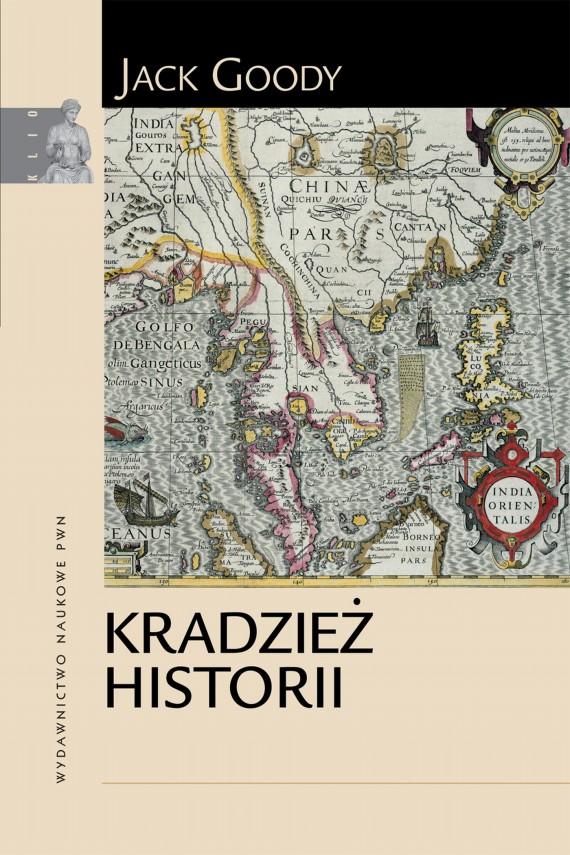okładka Kradzież historii. Ebook | EPUB, MOBI | Jack  Goody